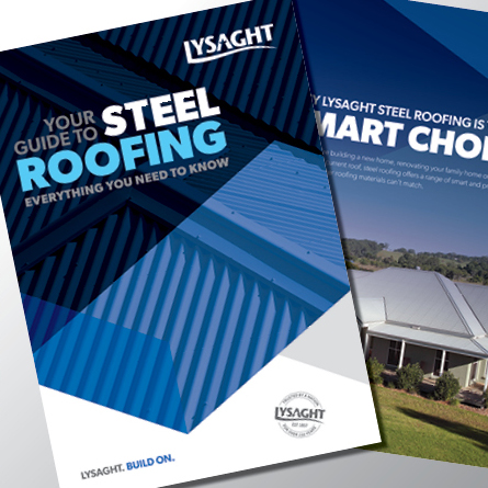 Your Guide to Steel Roofing Brochure
