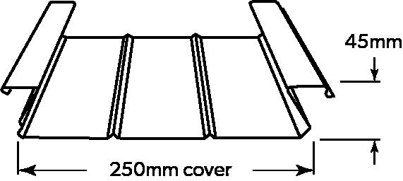 FLATDEK® schematic