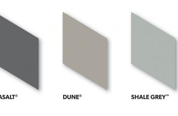 COLORBOND STEEL MATT SWATCHES